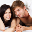 Young couple — Stock Photo #23451818