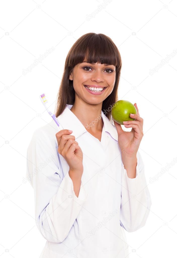 Dentist Medical Dentist Medical Doctor Woman