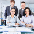Business people — Stock Photo #44622481