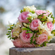 Wedding bouquet — Stock Photo #19429251