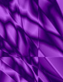 Purple Stained Glass Effect Background — Stock Photo