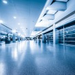 Walkway of airport — Stock Photo #29334671