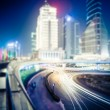 Light trails — Stock Photo #29335385