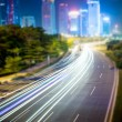 Light trails — Stock Photo #29335983