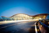 Shanghai airport — Stock Photo