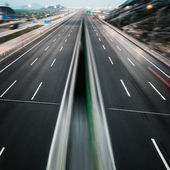 Clean freeway — Stock Photo