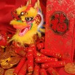 Chinese gift used during spring festival — Stock Photo #18467857