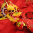 Chinese gift used during spring festival — Stock Photo #18467915