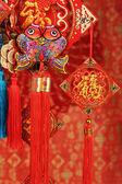 Čínský dárek během jara — Stock fotografie