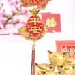 Chinese new year ornament — Foto Stock