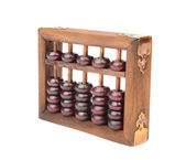 Abacus mean symbols of wealth and prosperity — Stock Photo