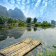 Stock Photo: Natural scenery in Guilin, China