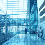 The modern mall interior architecture — Stock Photo #34109433