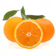 Fresh oranges — Stock Photo #37260121