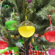 Christmas baubles Decorations — Stock Photo #37261971