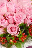 Bouquet of flowers wedding — Stock Photo
