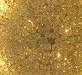 Araña de cristal elegante — Foto de Stock