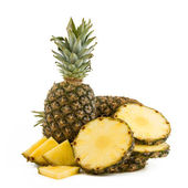 Fresh pineaple — Stock Photo