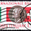 Postage stamp Italy 1962 Eugenio and LinBalzMedal — Stock Photo #12039602