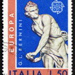 Postage stamp Italy 1974 David by Giovanni L. Bernini — Stock Photo