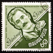 Postage stamp Hungary 1963 GezGardonyi, Writer — Stock Photo #12049863