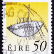 Postage stamp Ireland 1990 Broighter Boat — Stock Photo #12230336