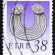 Stockfoto: Postage stamp Ireland 1991 Gleninsheen Collar
