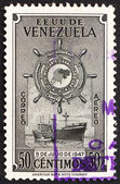 Postage stamp Venezuela 1949 M. S. Republica de Venezuela — Stock Photo