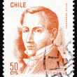 Stock Photo: Postage stamp Chile 1975 Diego Portales, Statesman