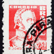 Stock Photo: Postage stamp Brazil 1959 Dom John VI, King