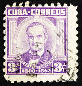 Postage stamp Cuba 1954 Jose de la Luz Caballero, Scholar — Stock Photo