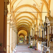 Royalty-Free Stock Photo: Mirogoj Arcade