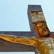Jesus Christ crucifix — Stock Photo