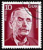 Postage stamp GDR 1975 Thomas Mann, Writer — Stock Photo