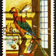 Stock Photo: Postage stamp Cub1978 ArTricolor, Bird