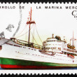 Royalty-Free Stock Photo: Postage stamp Cuba 1973 Passenger Ship