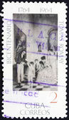 Postage stamp Cuba 1964 Dr. Tomas Romay, Physician — Stock Photo
