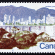 Postage stamp Canada 1972 Vancouver, British Columbia — Stock Photo