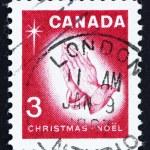 ������, ������: Postage stamp Canada 1966 Praying Hands by Albrecht Durer