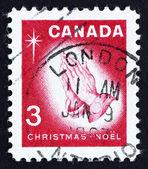 Postage stamp Canada 1966 Praying Hands, by Albrecht Durer — Stock Photo