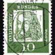 Postage stamp Germany 1961 Albrecht Durer, painter and engraver — Stock Photo