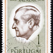 Postage stamp Portugal 1971 Antonio Salazar, President — Stock Photo
