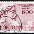 Postage stamp Portugal 1971 Antonio Teixeira Lopes, Portuguese S — Stock Photo