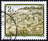 Postage stamp Austria 1991 Benedictine Monastery, Michaelbeuern, — Stock Photo