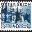 Postage stamp Austria 1929 Innsbruck — Stock Photo