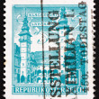 Postage stamp Austria 1960 County Seat, Klagenfurt — Stock Photo