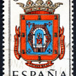 Postage stamp Spain 1963 Arms of Ciudad Real — Stock Photo