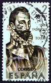 Postage stamp Spain 1965 Don Fadrique de Toledo, Portrait — Stock Photo