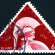 Stock Photo: Postage stamp Netherlands 1936 Minerva