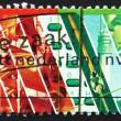 Постер, плакат: Postage stamp Netherlands 1989 Netherlands Postal Service